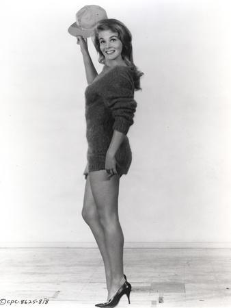 Ann Margret standing in Skirt Classic