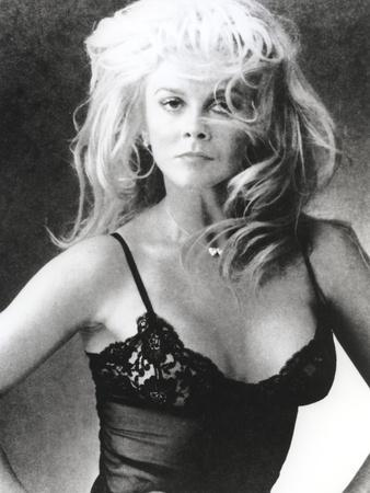 Ann Margret Posed in Corset Classic