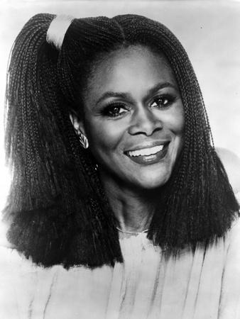 Cicely Tyson Portrait in Classic