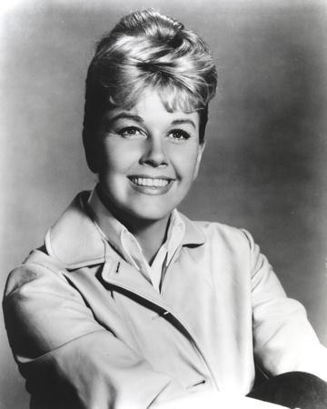 Doris Day Portrait in Classic