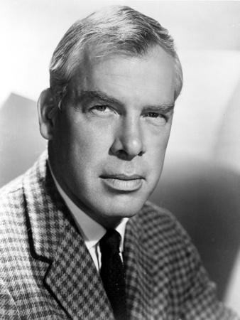 Lee Marvin in Black and White