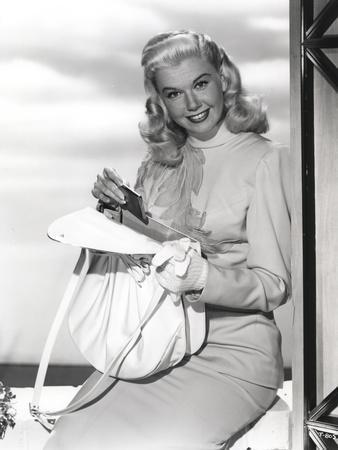 Doris Day smiling in Classic