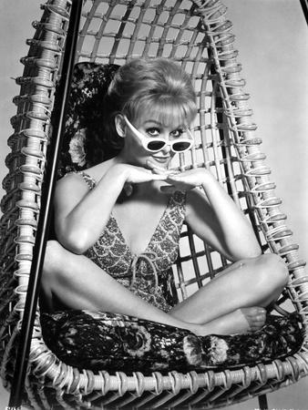 Diane McBain Classic Portrait