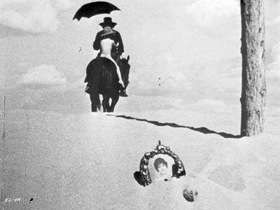 A scene from El Topo.