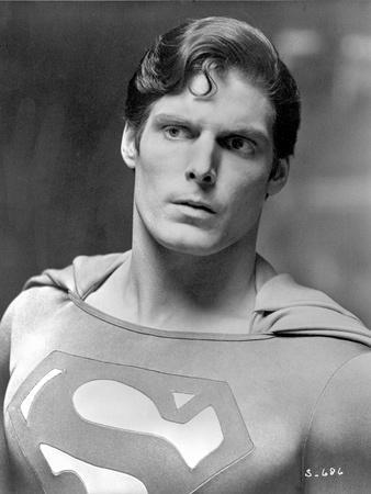 A portrait from Superman.