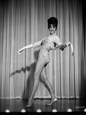 Natalie Wood Dance Pose