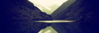 China 10MKm2 Collection - Rhinoceros Lake - Jiuzhaigou National Park