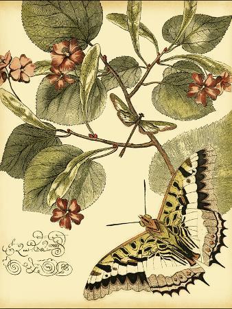 Mini Whimsical Butterflies I