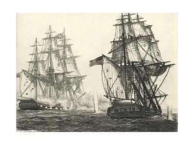 Antique Ships III