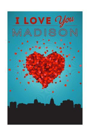 I Love You Madison, Wisconsin