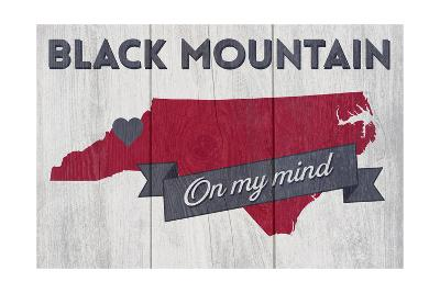 Black Mountain, North Carolina - on My Mind