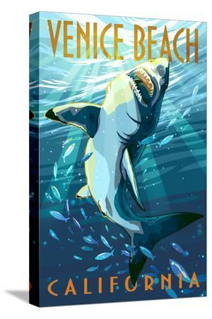 Venice Beach, California - Great White Shark