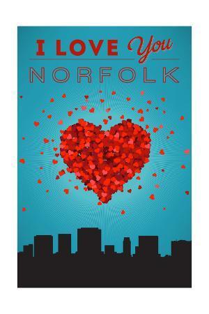 I Love You Norfolk, Virginia