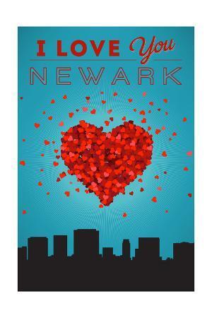 I Love You Newark, New Jersey