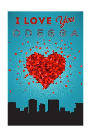 I Love You Odessa, Texas