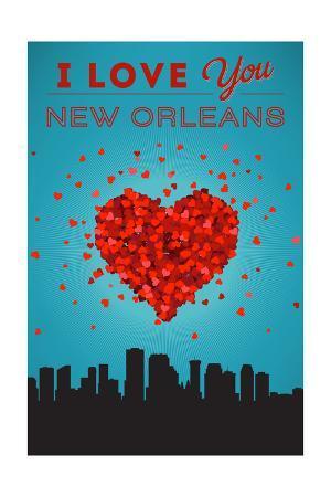 I Love You New Orleans, Louisiana
