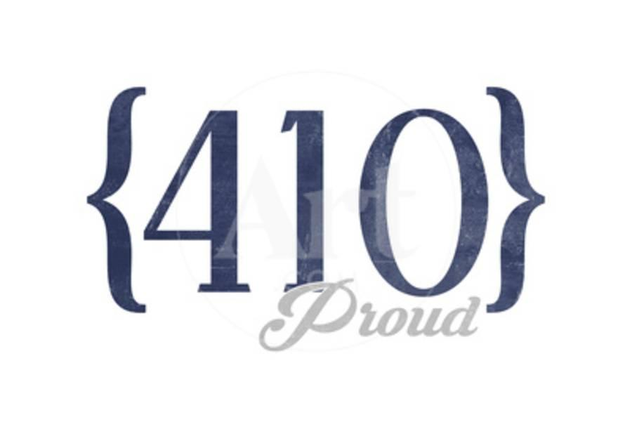 410 area code