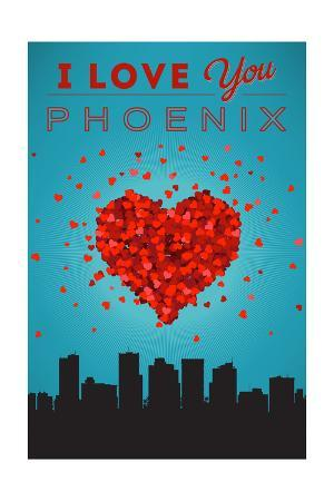 I Love You Phoenix, Arizona