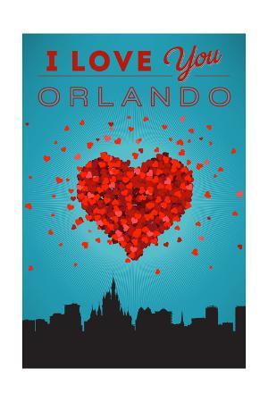 I Love You Orlando, Florida