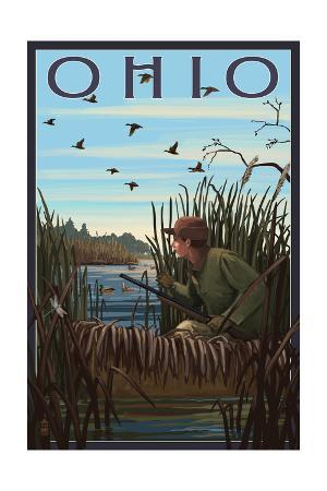 Ohio - Hunter and Lake