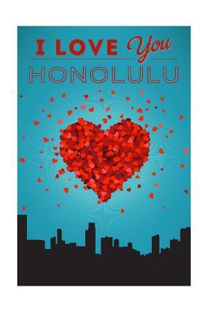 I Love You Honolulu, Hawaii