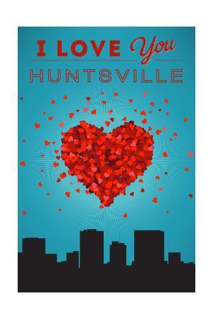 I Love You Huntsville, Alabama