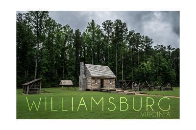 Williamsburg, Virginia - Cabin
