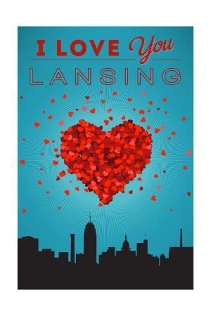 I Love You Lansing, Michigan