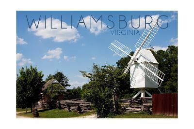 Williamsburg, Virginia - Windmill