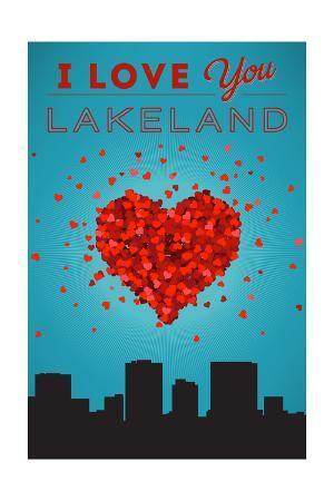 I Love You Lakeland, Florida