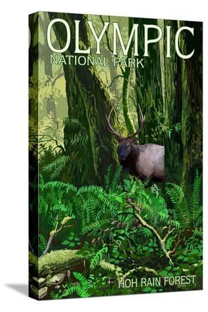 Olympic National Park, Washington - Hoh Rain Forest