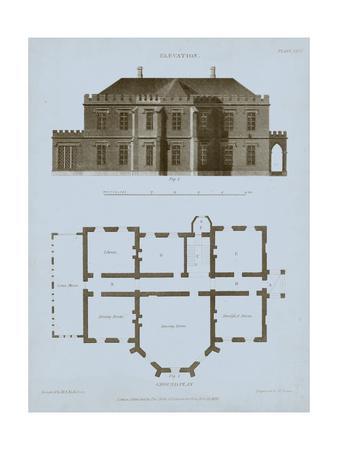 Chambray House & Plan III
