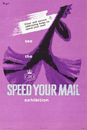 See the 'Speed Your Mail' Exhibition
