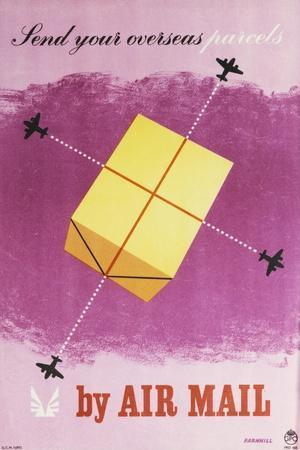 Send Your Overseas Parcels by Air Mail