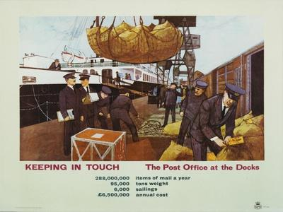 Keeping in Touch - the Post Office at the Docks