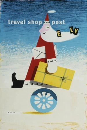Travel, Shop, Post Early