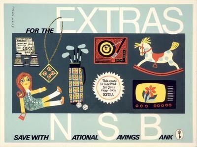 For the Extras - National Savings Bank