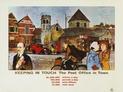 Keeping in Touch - the Post Office in Town
