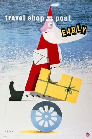 Travel Shop Post Early