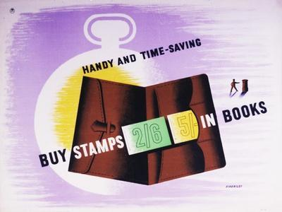 Buy Stamps in Books, Handy and Time Saving