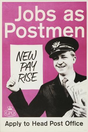 Jobs as Postmen