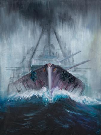 Battlecruiser Derfflinger 1918, 2016