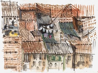 Rooftops, Bogota