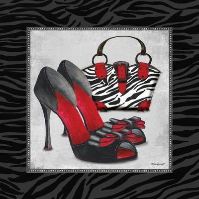 Zebra Fashion I
