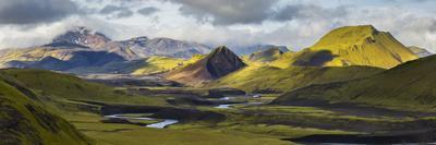 Tindfjallajškull, Fjallabak, South Iceland, Iceland