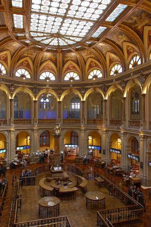 Spain, Madrid, Stock Exchange, Indoors, Rights Clarifies