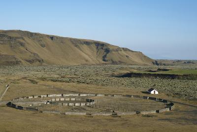 Fjadrargljufur Area, Close to Kirkjub¾jarklaustri, South Iceland