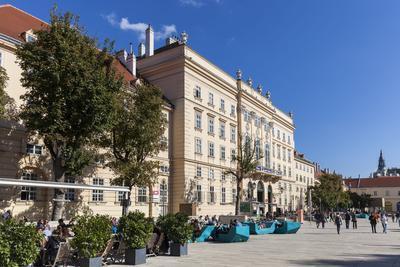 Museumsquartier, Vienna, Austria, Europe