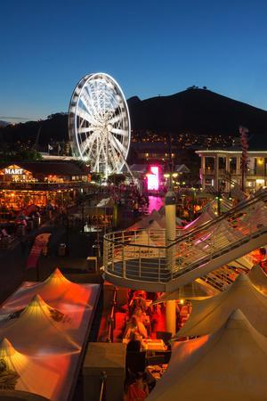 South Africa, Cape Town, V and a Waterfront, Evening
