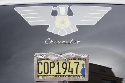 Chevrolet, Vintage Car, Grand Canyon Inn, Arizona, Usa